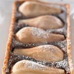 weiter zu Rezepte Kuchen - Birne-Helene-Kuchen