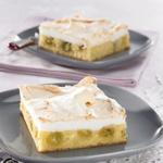 weiter zu Rezepte Kuchen - Stachelbeer-Baiserkuchen
