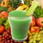 weiter zu Rohkost Rezepte - Grüne Smoothies