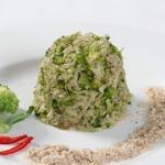 weiter zu Rohkost Rezepte - Brokkoli küsst Haselnuss