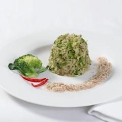 Rohkost Rezepte: Brokkoli küsst Haselnuss