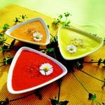 zu Rohkost Rezepte - Kalte Gemüsesuppe - Gazpacho