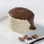 weiter zu Rohkost Rezepte - Vanille Eis mit Schokoträne