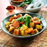 weiter zu Rezepte vegetarisch - Würziges Gemüsecurry