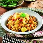 weiter zu Rezepte vegetarisch - Kichererbsencurry