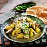 weiter zu Rezepte vegetarisch - Pilzcurry mit Koriander