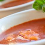 weiter zu - Tomatensuppe selber machen