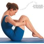 weiter zu - Pilates Übungen Bauch