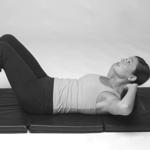 weiter zu Bauch-Training: Einfacher Crunch