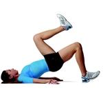weiter zur Fitness-Übung - Schulterbrücke