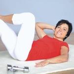 weiter zu - Fitness-Übungen für eine schmale Taille