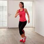 weiter zu - Cardio Training Übungen