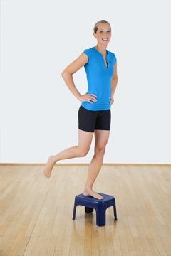 Fitness-Übungen für gesunde Knie