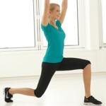 weiter zur Fitness-Übung - Kniebeuge