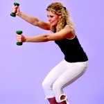 weiter zu - Übungen für Po und Beine