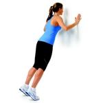 zur Fitness-Übung - Liegestütze richtig machen