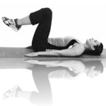 weiter zur Fitness-Übung - Der Bauchtrimmer