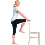 weiter zur Fitness-Übung - Gesäßmuskulatur