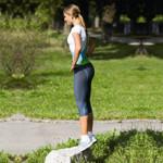 weiter zu - Laufen - Training für die Beine