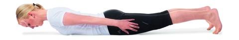 Fitness-Übung zur Kräftigung der Nackenmuskulatur