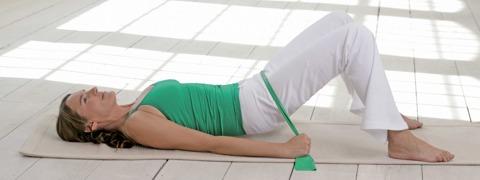 Fitness-Übung für einen schönen runden Po