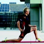 weiter zu - Dehnübungen für Läufer