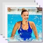 weiter zu den - Aquagymnastik-Übungen