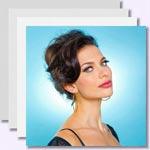 zur Anleitung - Sophia Loren Frisur - Style 1