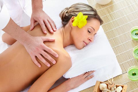 Ganzkörpermassage – für Entspannung und Wohlbefinden