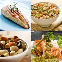 Lebensmittel mit L-Arginin