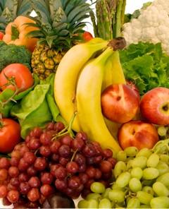 Fit durch Rohkost-Ernährung