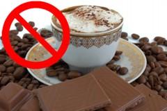Kaffee und Schokolade lieber nicht bei Stress