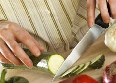 Gesund Kochen: Ayurvedische Zucchini in Rahmsauce