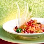weiter zu basische Rezepte - Granatapfel-Karotten-Salat