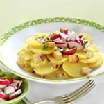 weiter zu basische Rezepte - Kartoffelsalat