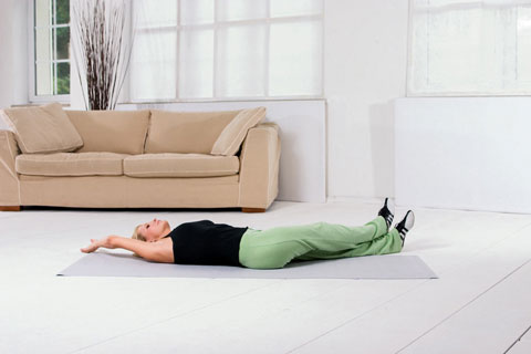 Übungen gegen Rückenbeschwerden Nr. 5