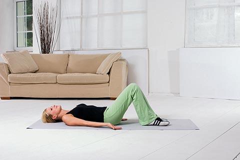 Übungen für Rückenschmerzen 10a