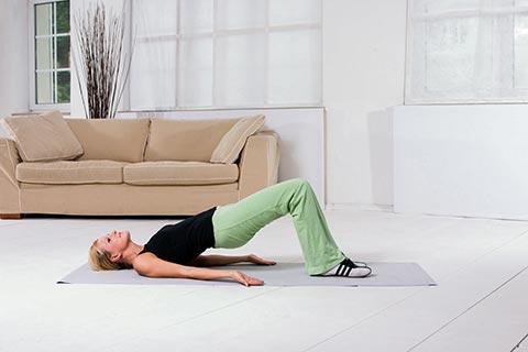 Übungen für Rückenschmerzen 10b