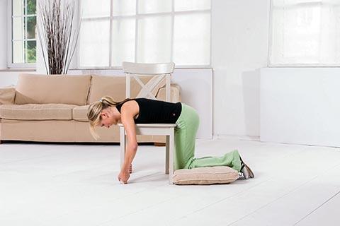 Übungen für Rückenschmerzen 11a