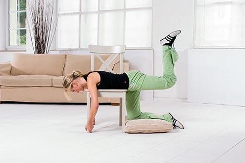 Übungen für Rückenschmerzen