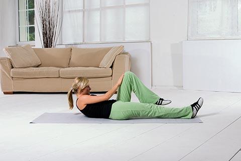 Übungen für Rückenschmerzen 2b