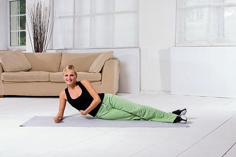 Übungen für Rückenschmerzen 3a