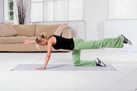 Übungen für Rückenschmerzen 7b