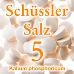 weiter zu - Schüssler Salz 5