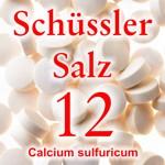 weiter zu - Schüssler Salz 12