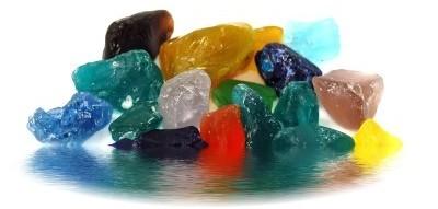 Heilsteine - Die Wirkung von Farben