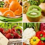 weiter zu - Nahrungsmittel mit Vitamin C