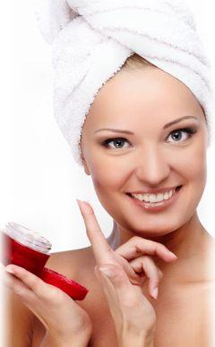 Vitamin C Creme für die Haut