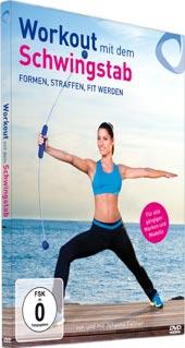 Workout mit dem Schwingstab von und mit Johanna Fellner