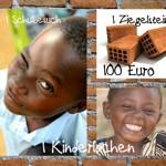 weiter zur - Harambee Schulbausteinaktion 2012